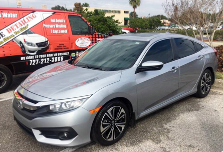 Mobile Car Detailing Service in Tampa, FL